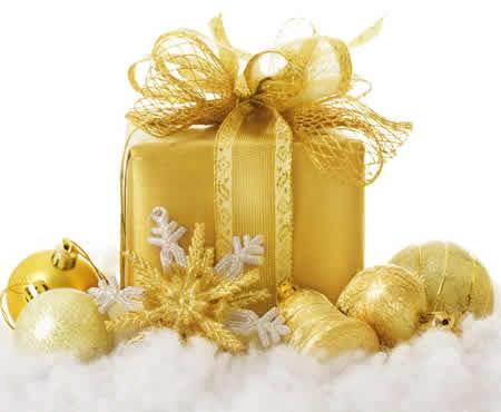 Как красиво упаковать подарок к Новому Году