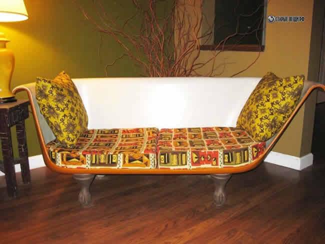 Как своими руками из старого дивана сделать новый